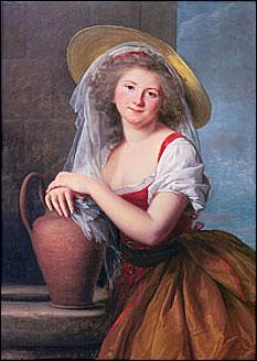 Qui a peint Marguerite Baud ?