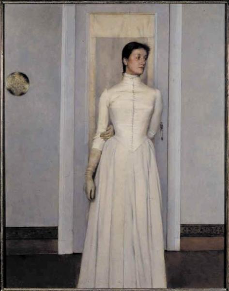 Qui a peint sa soeur Marguerite ?