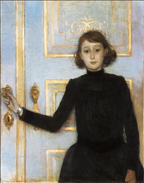 Qui a peint Portrait de Marguerite van Mons ?