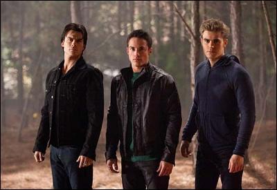 Est-ce que les 3 ont eu une relation avec Elena ?