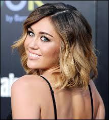 Miley va-t-elle se laisser pousser les cheveux ?