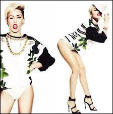 Comment s'intitule le nouvel album de Miley ?