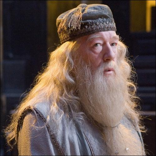 Les plus aptes à exercer le pouvoir sont ceux qui ne l'ont jamais recherché.   À qui Dumbledore parle-t-il ?