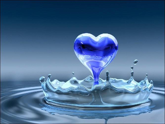 H2O, formule chimique de l'eau, signifie en grec  goutte d'eau .