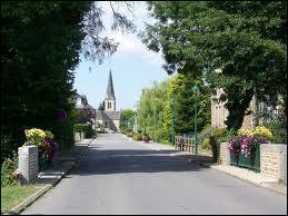 Nous traversons la commune Ornaise de Saint-Michel-des-Andaines. Nous sommes donc en région ...