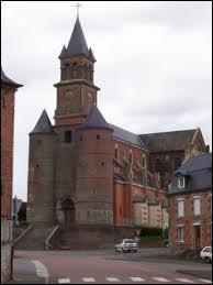 Nous sommes dans la commune picarde d'Origny-en-Thiérache. Nous nous situons dans le département n° ...