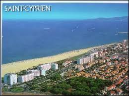 Nous partons visiter la station balnéaire languedocienne de Saint-Cyprien. Pour cela, nous devons nous rendre dans le département ...