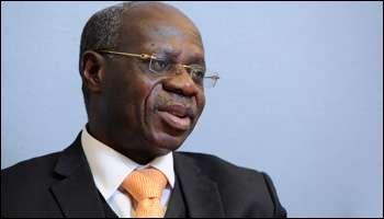 A. Y. Homme politique congolais, je suis, depuis 1997, président de la Fédération des Entreprises du Congo. Je suis...