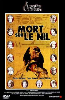 Quel est le nom anglais du roman  Mort sur le Nil  ?