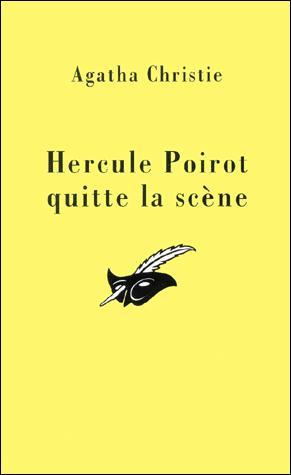 Quelle est la collection du livre  Hercule Poirot quitte la scène  ?