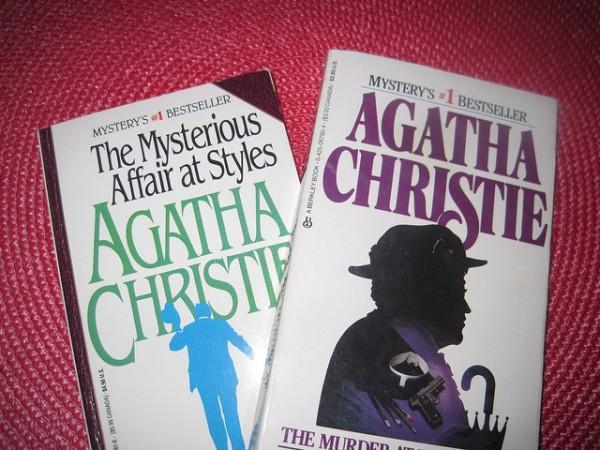 348- Agatha Christie et ses romans !