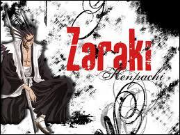 Kenpachi Zaraki : contre quel espada mène-t-il un combat au hueco mundo ?