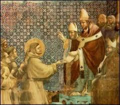Quel pape approuva la règle de François d'Assise ?