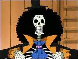 Quelle est la dernière recrue de Luffy ?
