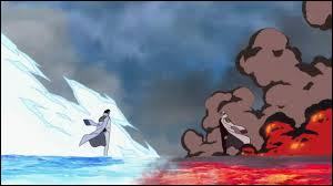 Pourquoi Punk Hasard a-t-elle une partie de glace et une partie de magma ?