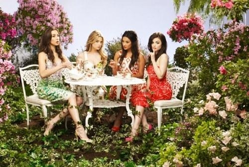 Personnages Pretty Little Liars