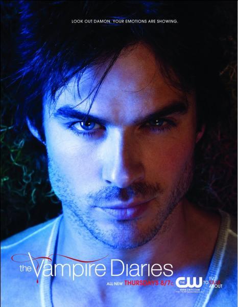 Qui joue le rôle de Damon Salvatore ?