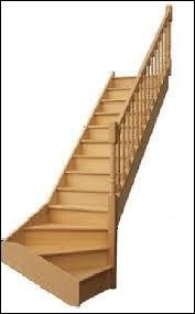 Le mot  escalier  est du genre :
