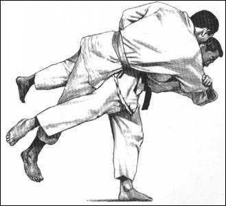 Quelle est la couleur de la première ceinture de judo que l'on obtient ?