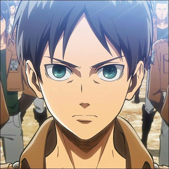 Shingeki No Kyojin : les personnages