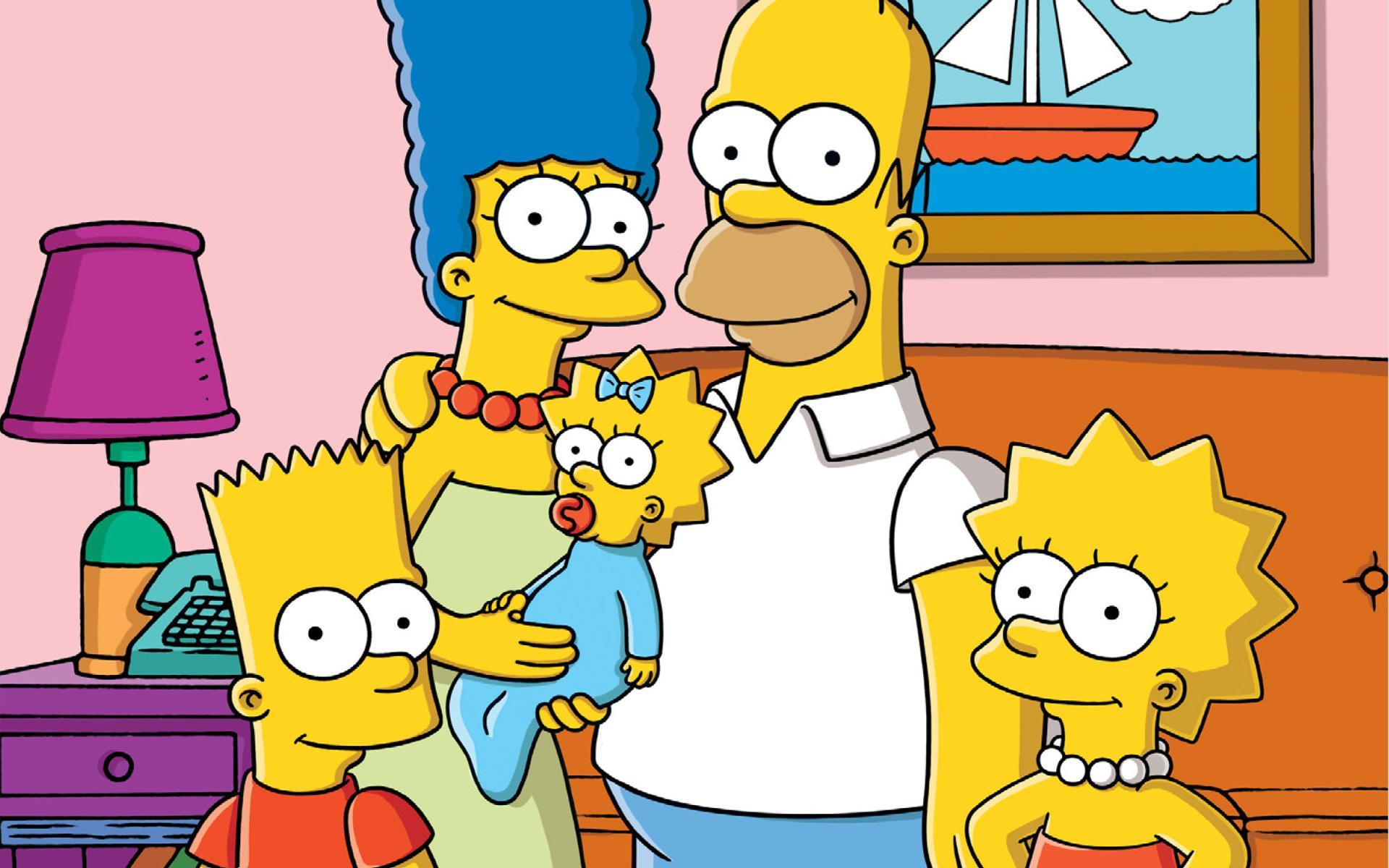 La famille Simpson