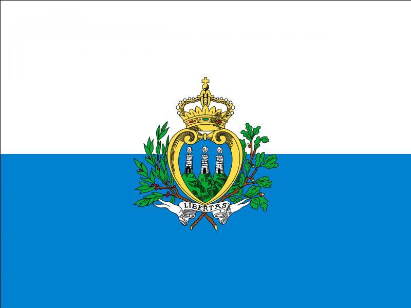 Quelle est la capitale du Saint-Marin ?