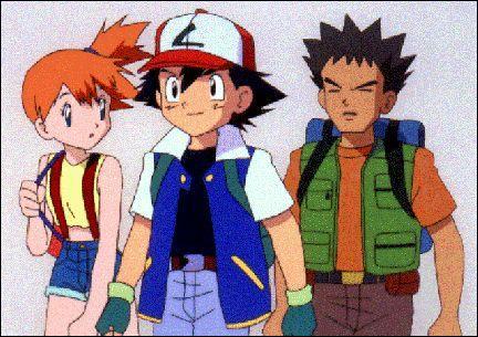Dans la version anglaise du dessin animé, comment se nomment les personnages principaux ?