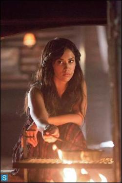 Qui est la sorcière qui a fait d'Amara une immortelle ?