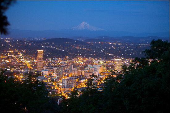 Quelle est cette ville du nord-ouest américain réputée pour être la plus écologique du pays après Seattle ?