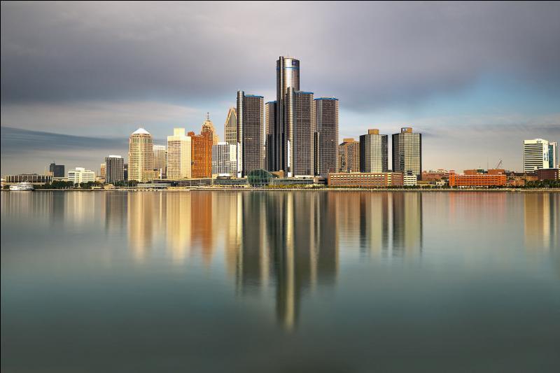 Cette grande ville américaine a demandé sa mise en faillite en 2013. C'est :