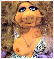Dans le Le Muppet Show, quel était le nom de la cochonne ?