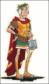 Qui est l'ennemi principal d'Astérix et son village ?
