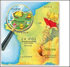 Dans quelle région se trouve le petit village gaulois dans lequel habitent Astérix et Obélix ?