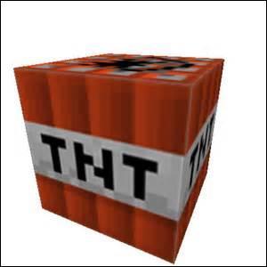 Combien de poudre de creeper et de sable pour faire une TNT ?