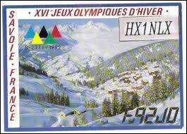 En quelle année se sont déroulés les Jeux Olympiques d'hiver d'Albertville ?