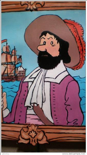 Dans  les aventures de Tintin , quel est le nom exact de l'ancêtre du capitaine Haddock, prénommé François ?