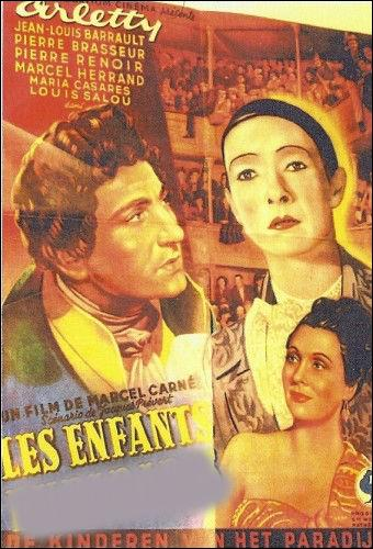 A quel film de Marcel Carné correspond cette vieille affiche ?