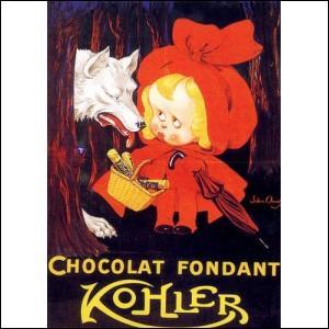 Laquelle de ces propositions ne correspond pas à une ancienne marque de chocolat ?