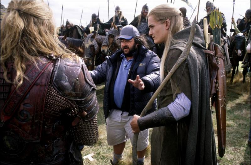 À quelle période a eu lieu le tournage principal des 3 opus du  Seigneur des anneaux  ?