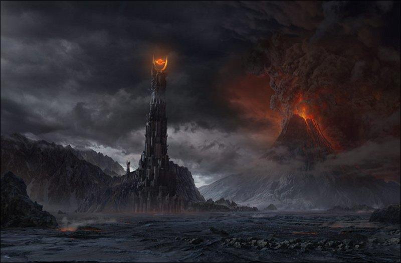 Après la destruction de l'anneau, comment Frodon et Sam regagnent-t-ils Foncombe ?