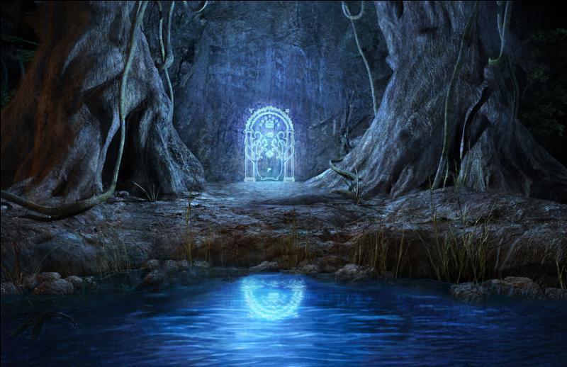 Dans les mines de la Moria, que trouve la communauté à la place du cousin de Gimli ?