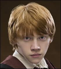 Avec qui Ron sort-il dans  Harry Potter 6  ?