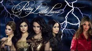Quelles actrices jouent les rôles de Aria Montgomery, Hanna Marin, Emily Fields, Spencer Hastings et Alison DiLaurentis ?