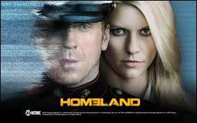 Quelle est la première chaîne française qui a diffusé Homeland ?