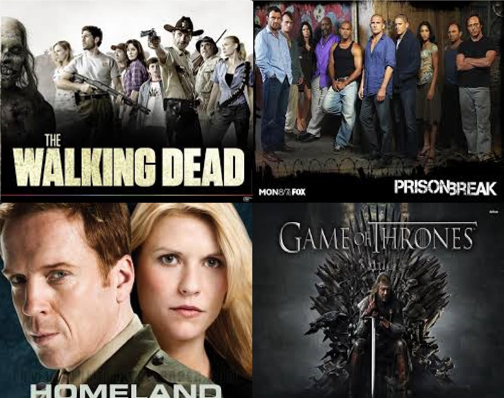 Nos séries américaines préférées