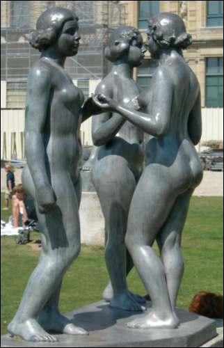 Qui est ce grand sculpteur romantique, célèbre pour ses femmes pulpeuses ?