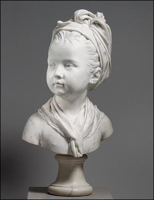 Quel est le nom de ce sculpteur (1741-1828), qui réalisa des bustes de Lafayette, Voltaire ou de Benjamin Franklin et un célèbre  Écorché  ?