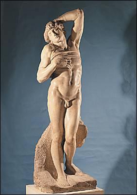 Quel est le nom de ce sculpteur, peintre, architecte, urbaniste ... grand rival de Léonard de Vinci ?