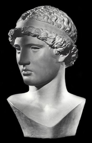 Qui est ce grand sculpteur grec de l'Antiquité, qui réalisa une partie de sculptures du Parthénon ?