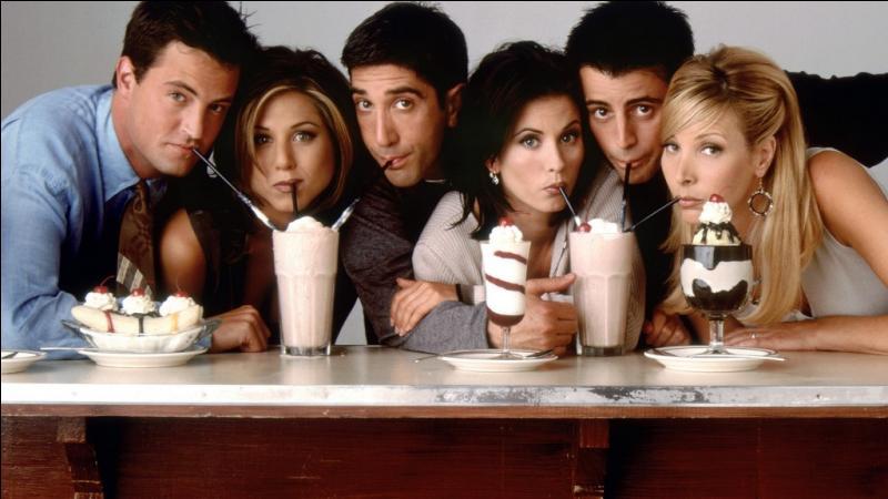 Dans la série  Friends  , quel est le métier de Monica ?